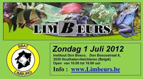 Limbeurs 2012 in Houthalen-Helchteren op 1 juli