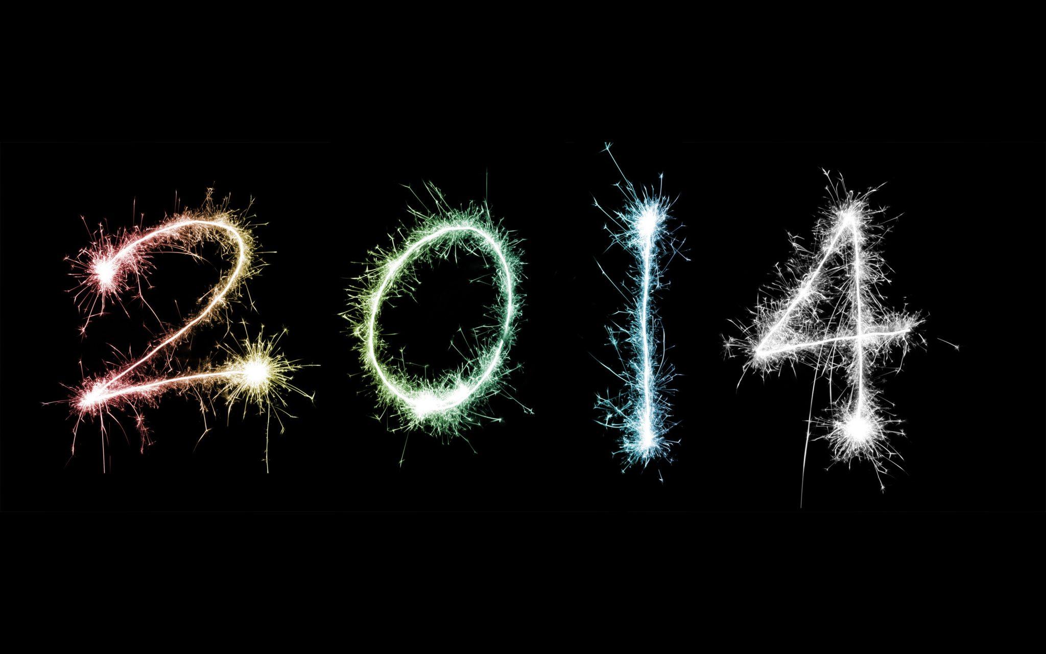 Prettig 2014!