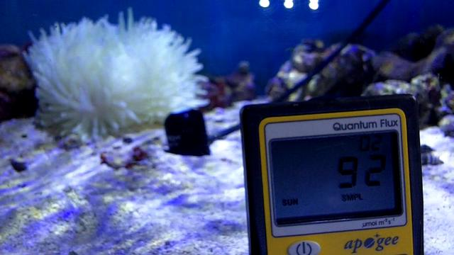 Apogee PAR meter voor aquarium