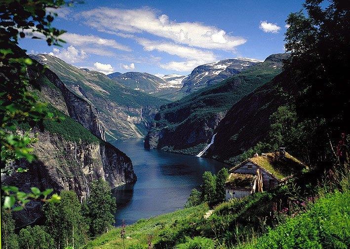 Noorse fjorden zorgden voor inspiratie bij Wilco!